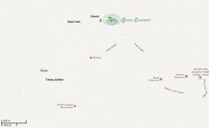 Green Cameroon Location