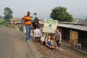 Green Cameroon Team