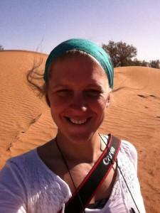 Marie-Dominique Rémion. Environmental Volunteer at Green Cameroon