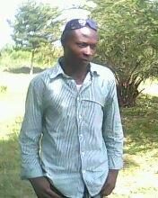 Akum Silas. Environmental Volunteer at Green Cameroon