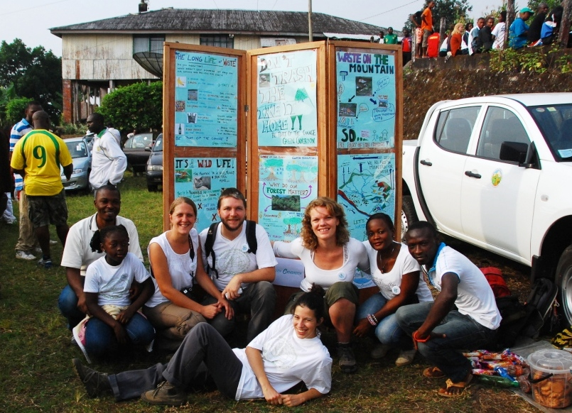 Volunteering in Cameroon