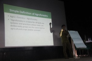 Green Week - Agro Forestry