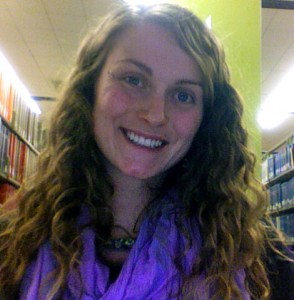 Antonia Morzenti. Environmental Volunteer at Green Cameroon