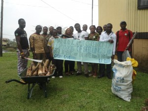 Green Cameroon Support 10 Youths