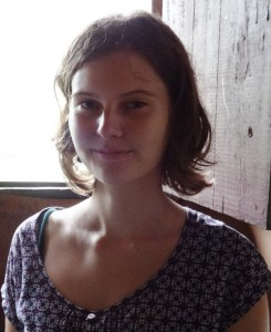 Sarah Wohrle. Environmental Volunteer at Green Cameroon