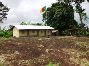 Green Cameroon.Wonjoku Water Project.