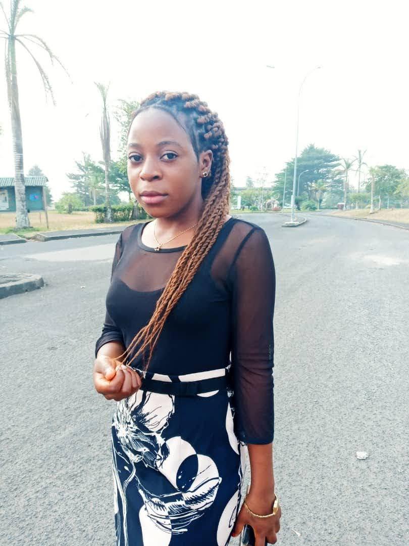 Berinyuy Emmanuela Chem. Environmental Volunteer at Green Cameroon